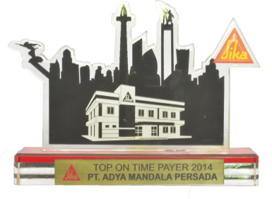 Top On Time Payer 2014